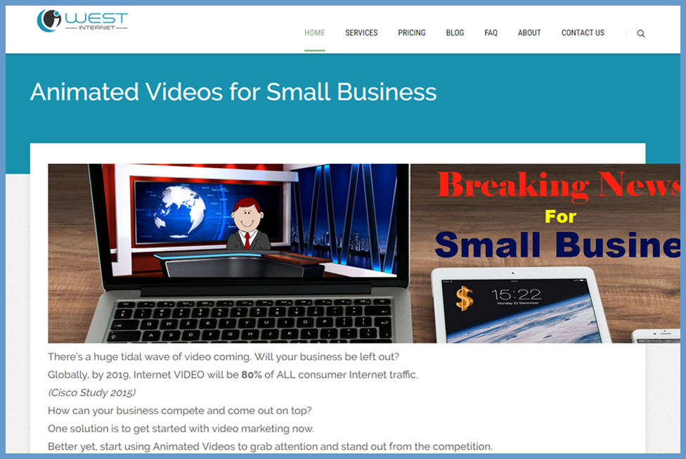 Animated Videos for Small Business